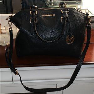 Michael Kors Soft Leather Handbag